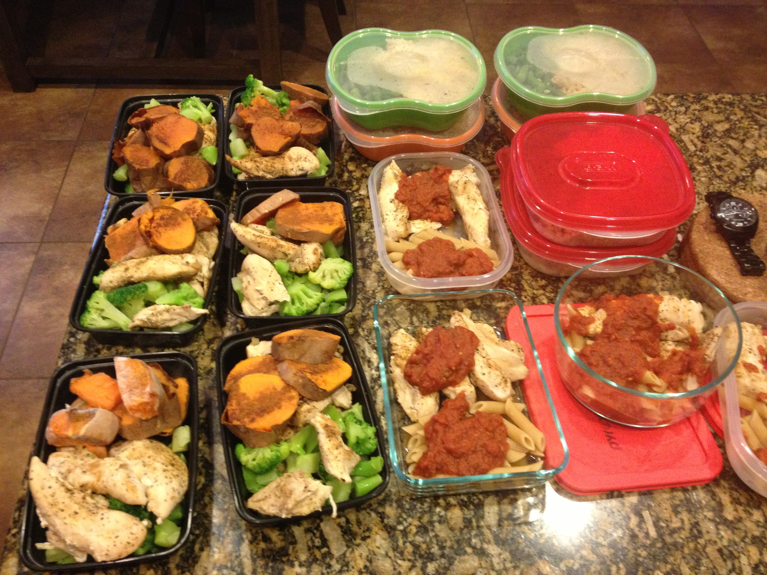 Food prep tips puertoricanfitchick