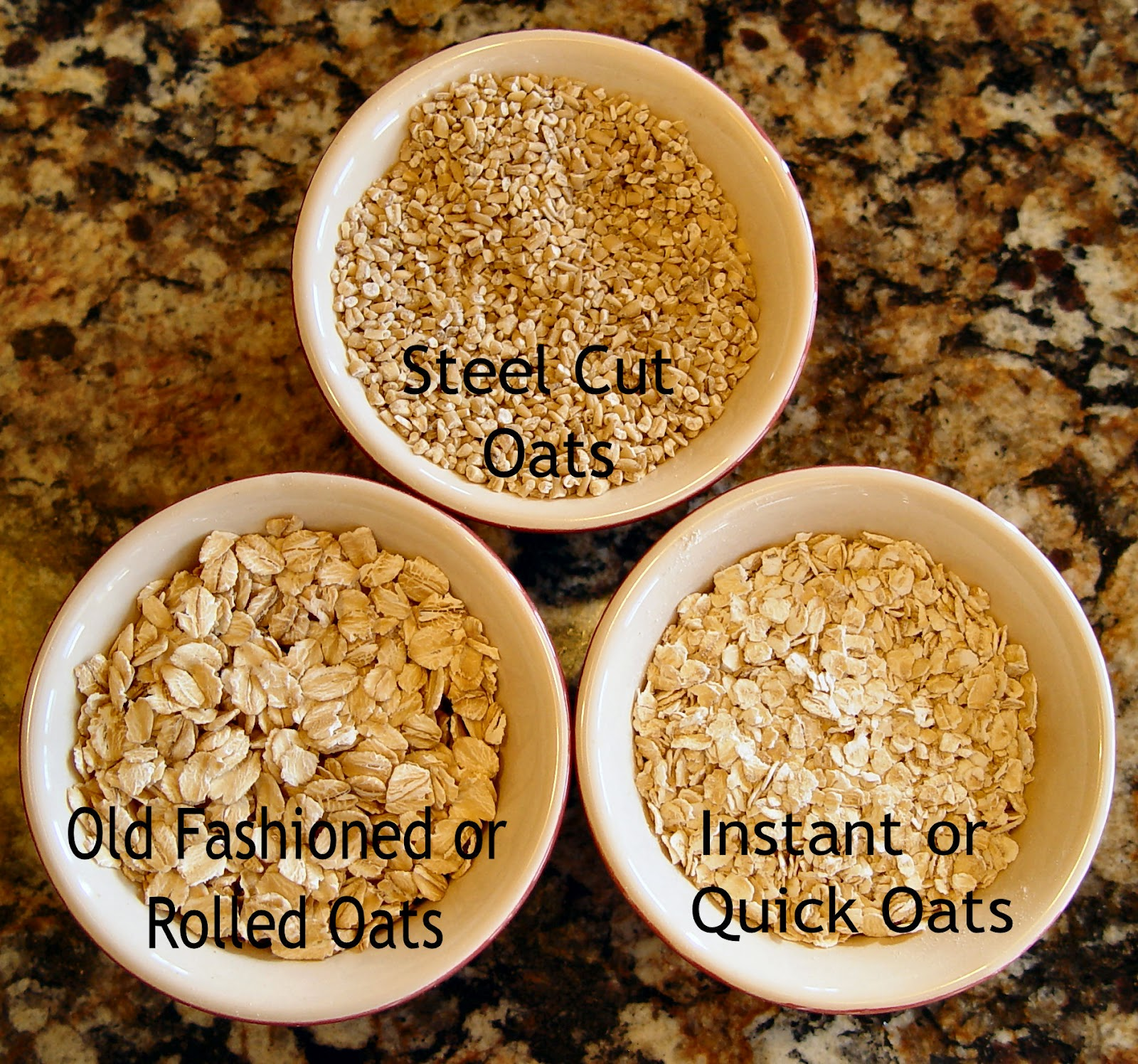 How To Cook Raw Old Fashioned Oats